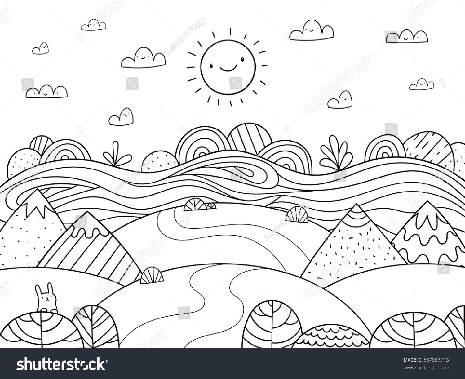 L29 Nile River Coloring Pages For Kids Nile River Coloring Pages For Kids Coloring Pages