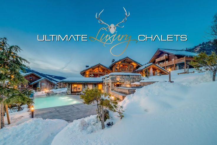 Top Chalets For Luxury Short Ski Breaks In Exclusive Resorts Skiing Ski Holidays Ski Chalet