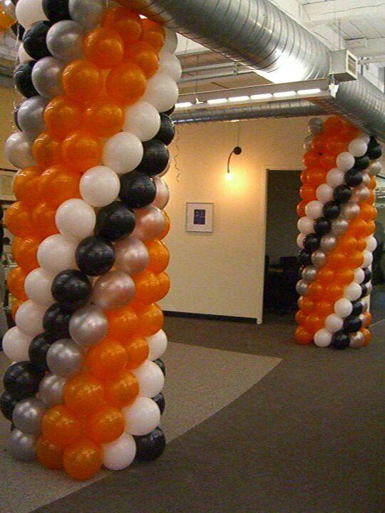 balloon column Balloon Pinterest Globo, Columnas y Decoración