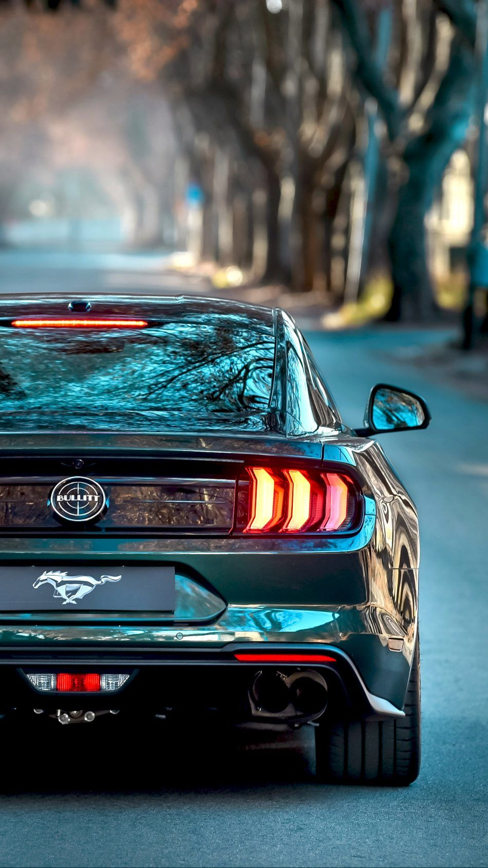 Ford Mustang Bullitt 2019 With Images Ford Mustang Wallpaper