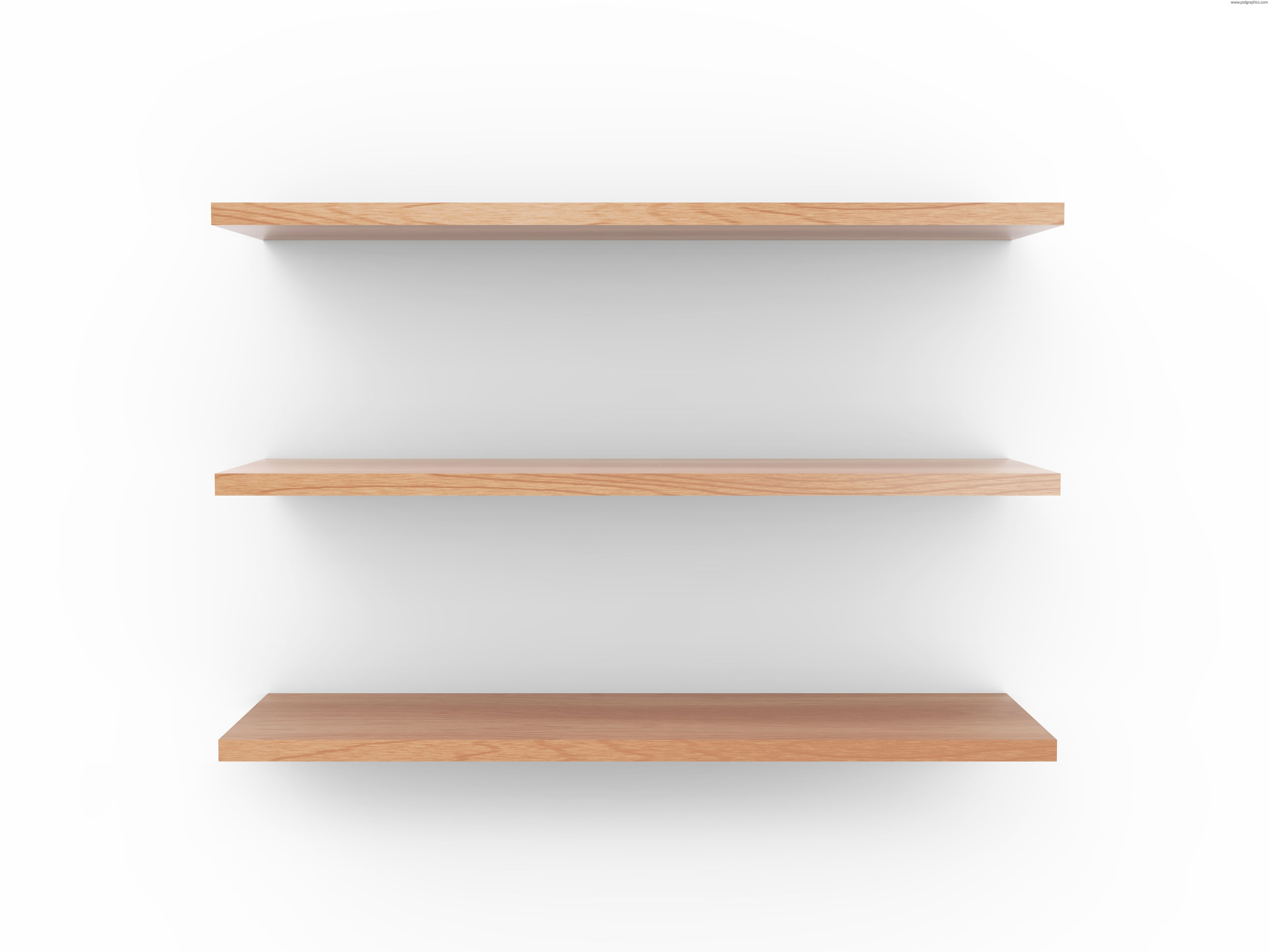 Wood Shelf Design | DIY Woodworking Projects