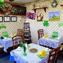 Tea Travellers Societea: PAMELA'S TEAROOM & British shop