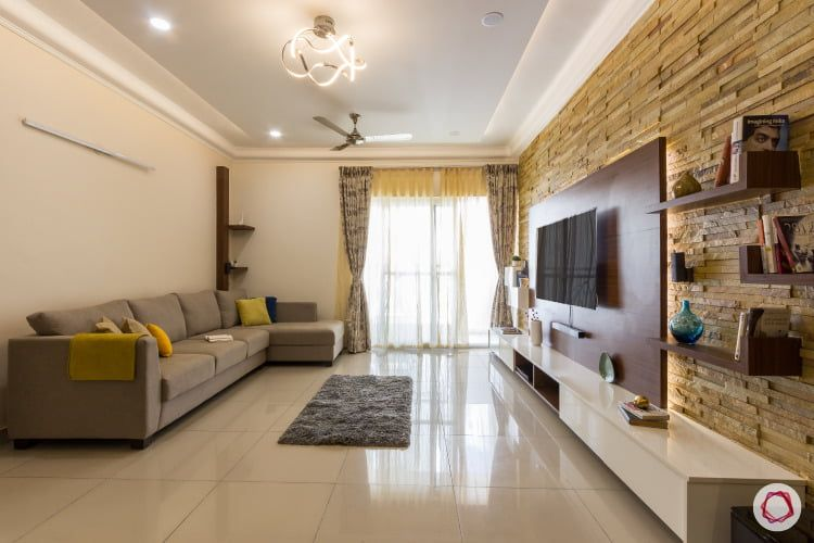 A 2bhk With A Unique Twist On Wooden Interiors Indian Living