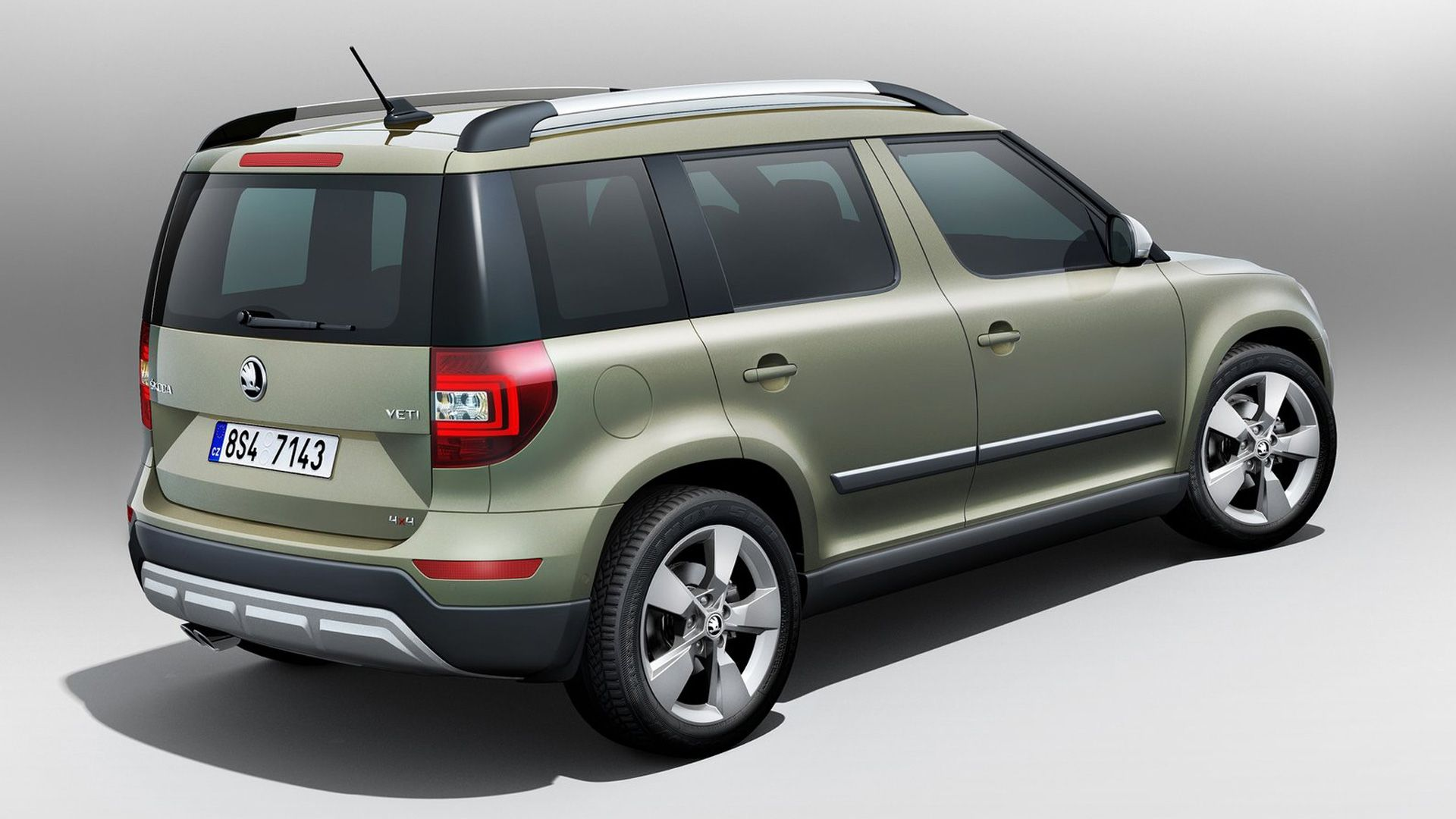 Exterior skoda yeti 2014 skoda yeti elegant and off road