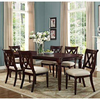 costco: montreat 7-piece dining set | our house | pinterest | room