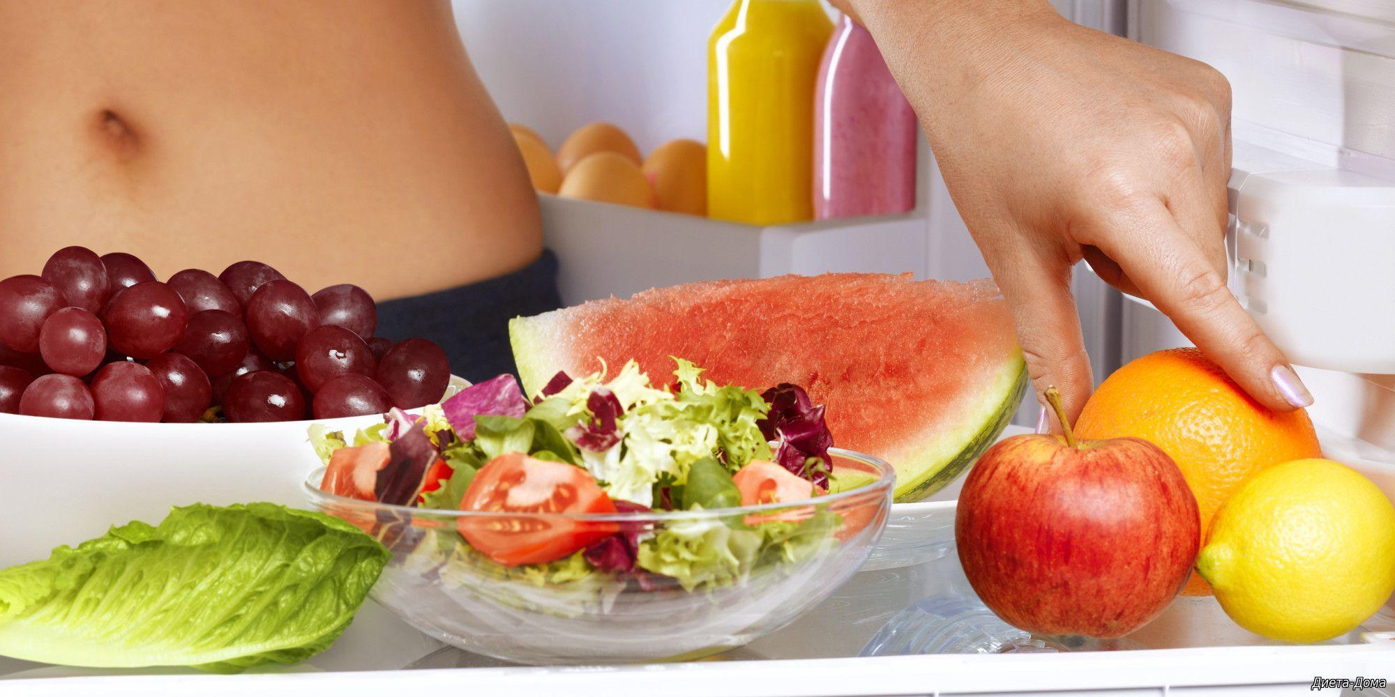Жесткие диеты по здоровью