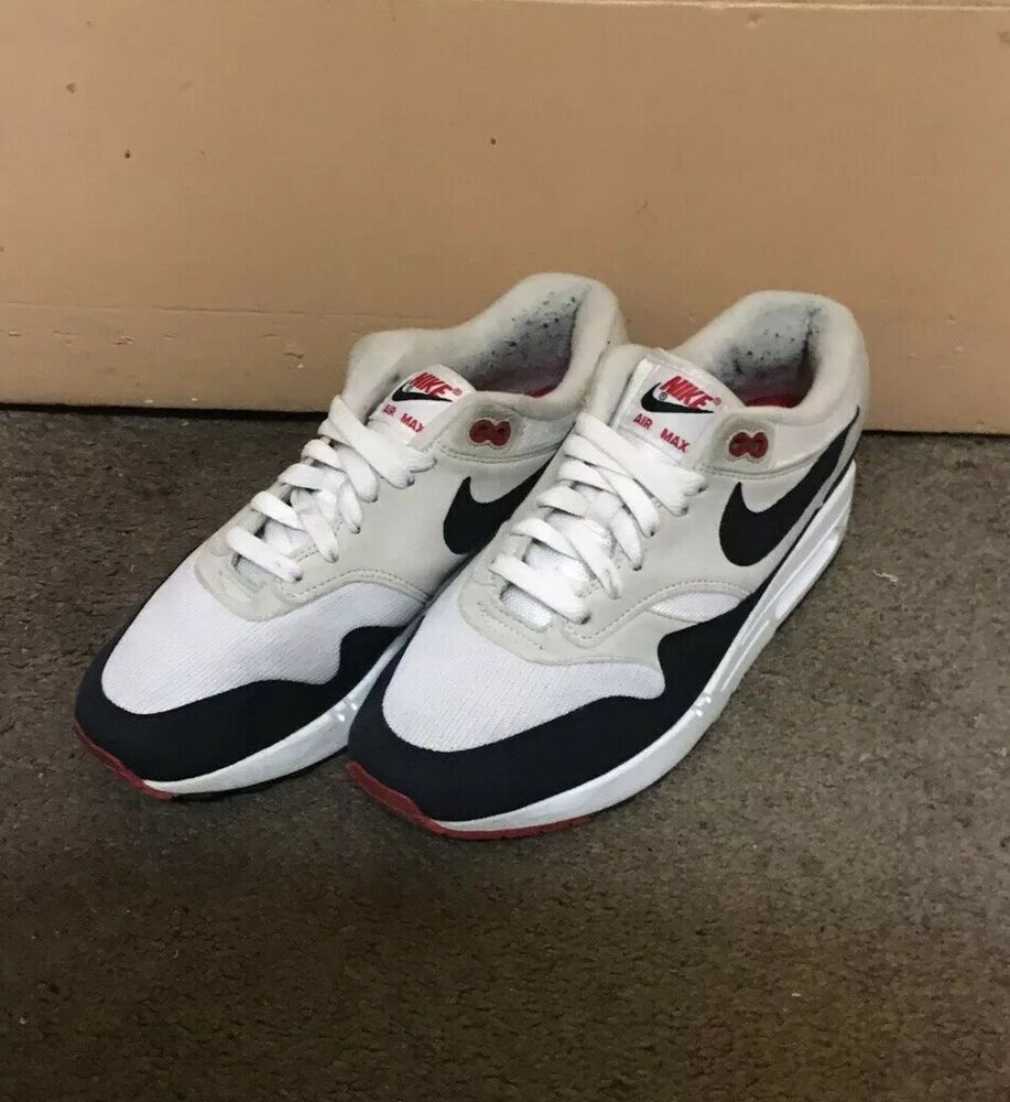 nike air max 1 anniversary black