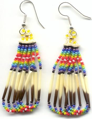 http://www.anguksuar.20m.com/ quillwork earrings