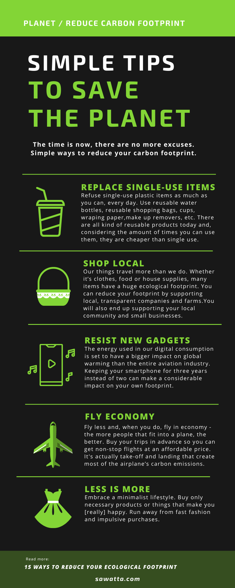 Simple Tips To Be More Eco Friendly And Save The Planet Carbon Footprint Footprint Save The Planet