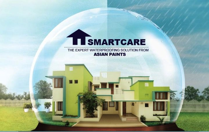 Launch Strategy For Smartcare The Waterproofing Portfolio From Asian Paints Brandconsulting Brandstrategy Human Asian Paints House Styles Launch Strategy