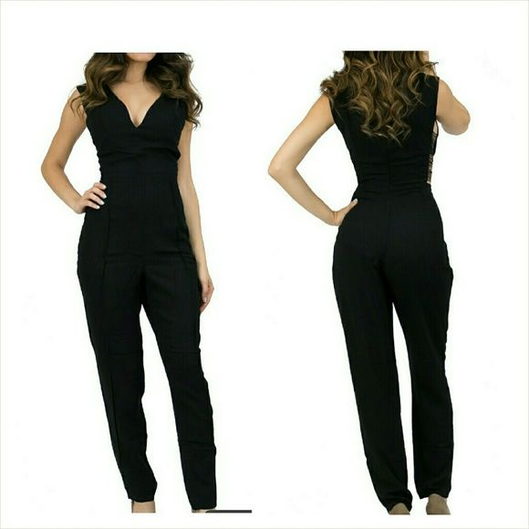 b688ec0bbc7d Black jumpsuit