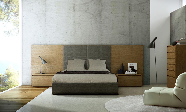 Astounding modern contemporary headboard designs pics for Modern bedhead design