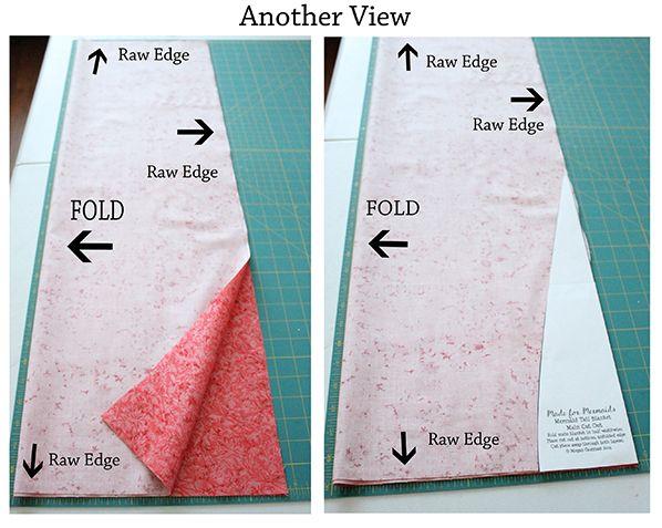 Mermaid Tail Blanket Tutorial Mermaid Tail Blanket Mermaid Tails