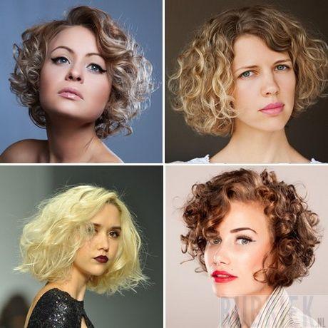 Korte kapsels met permanent - Hairstyles | Pinterest ...