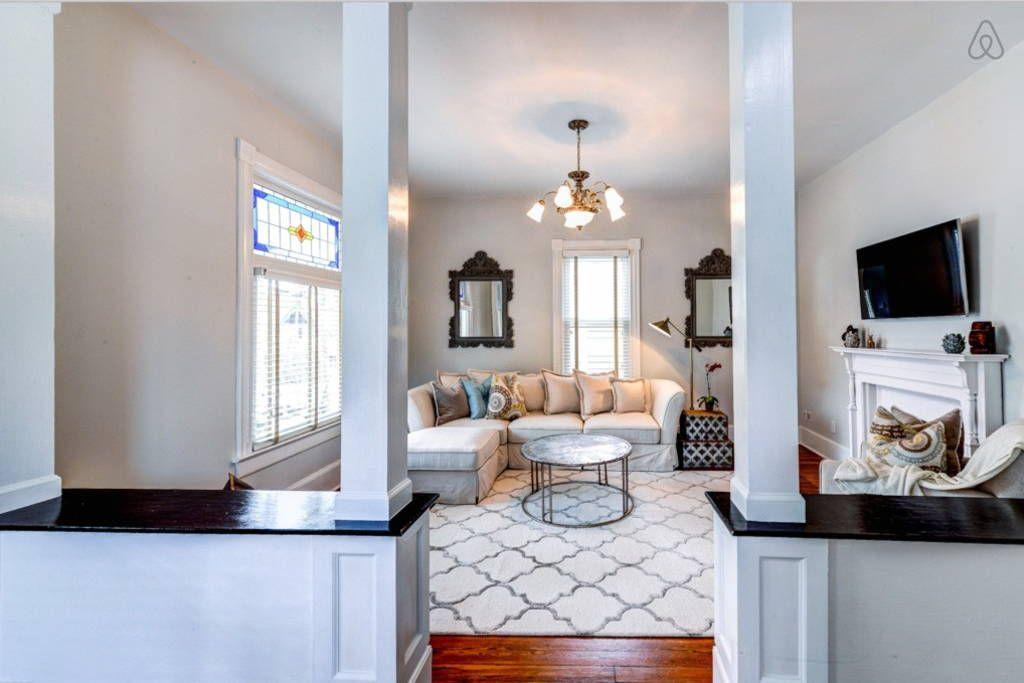 Vrbo Com 3912473ha Charming Intown Bungalow House Rental Home Home Decor