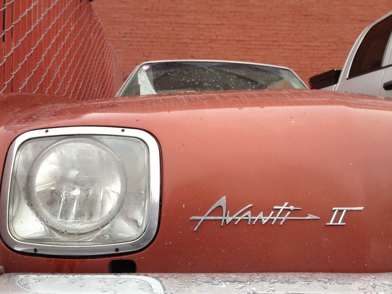 1965 Avanti II