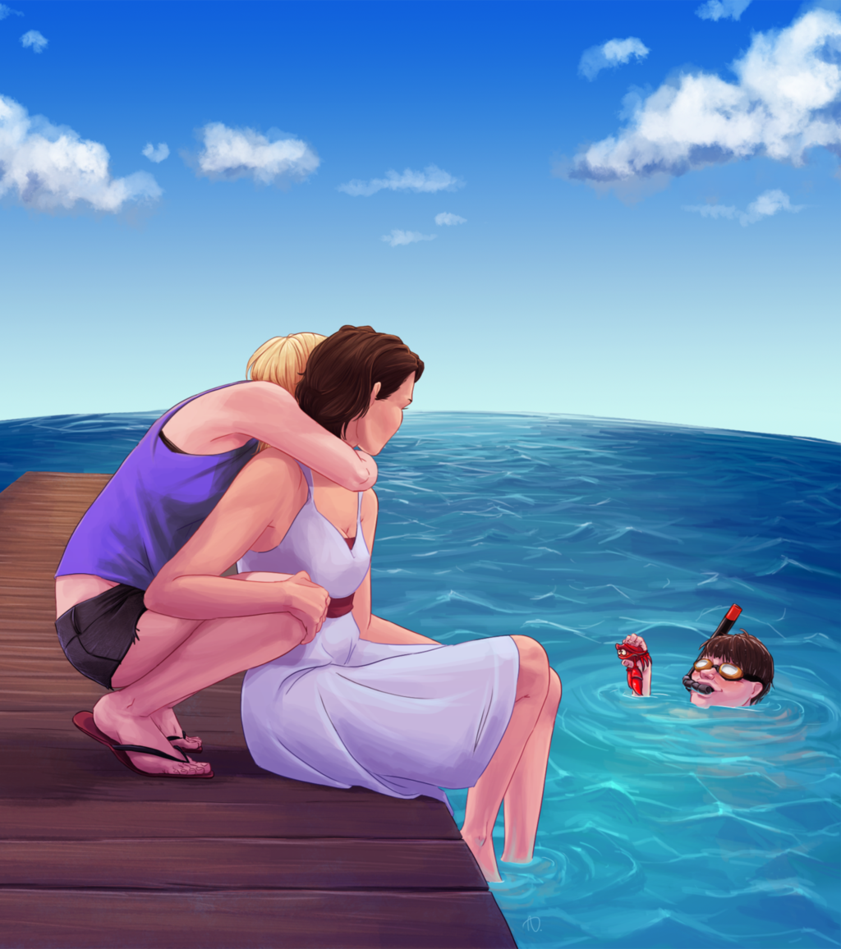 Summer Breeze by erandil on DeviantArt