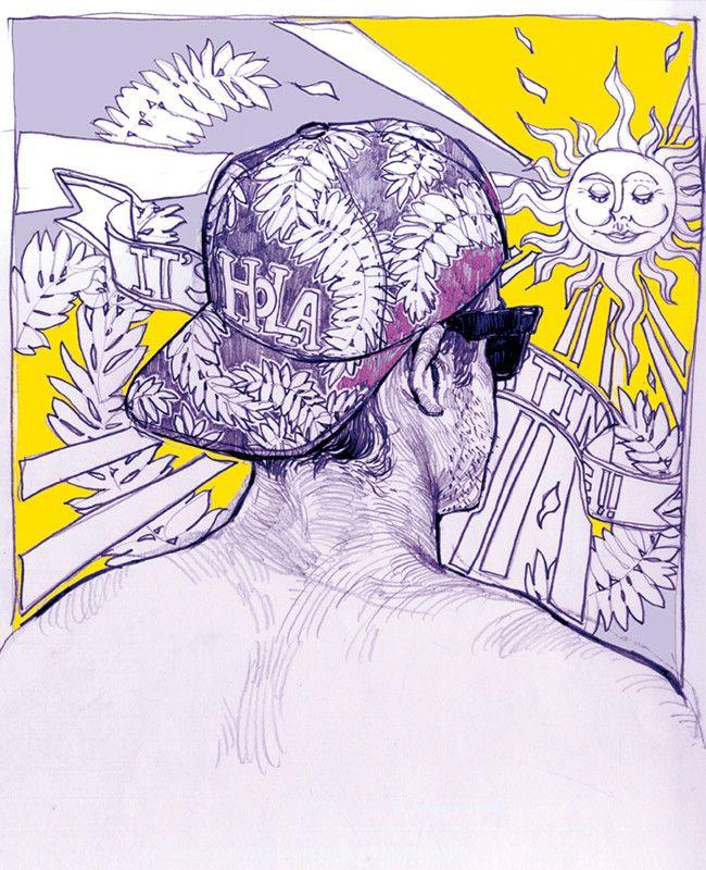 Pencil Drawing - 디지털 아트, 일러스트레이션