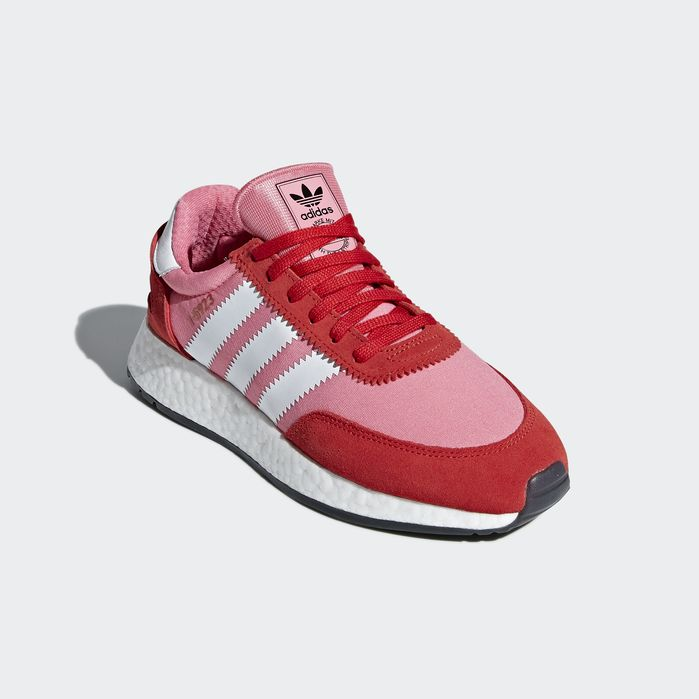I 5923 Shoes Pink 7.5 Womens | Streetwear shoes, Pink adidas