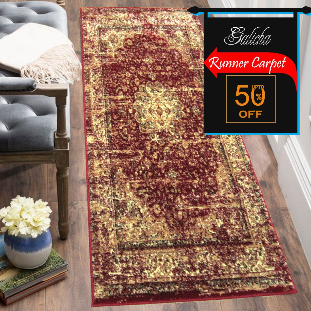 Buy Online Floor Runner Carpets At Reasonable Prices In India From Galicha Choose From Our Various Designs Of Runner Carpe Floor Runners Rugs On Carpet Runner