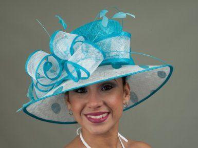 5fcf6192669 Sinamay Hat 112032  Amazon.com  Clothing