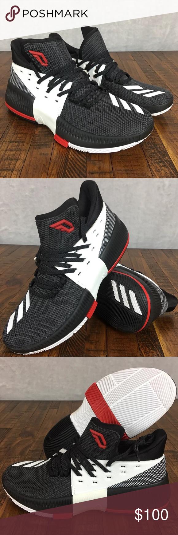 NEW Adidas Damian Lillard 3 Shoes Youth Or Womens ADIDAS DAMIAN LILLARD 3  JUNIOR BASKETBALL SHOES 3b415124df