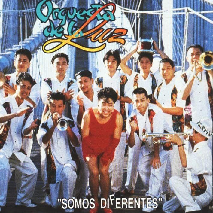 Somos diferentes - Orquesta de la luz