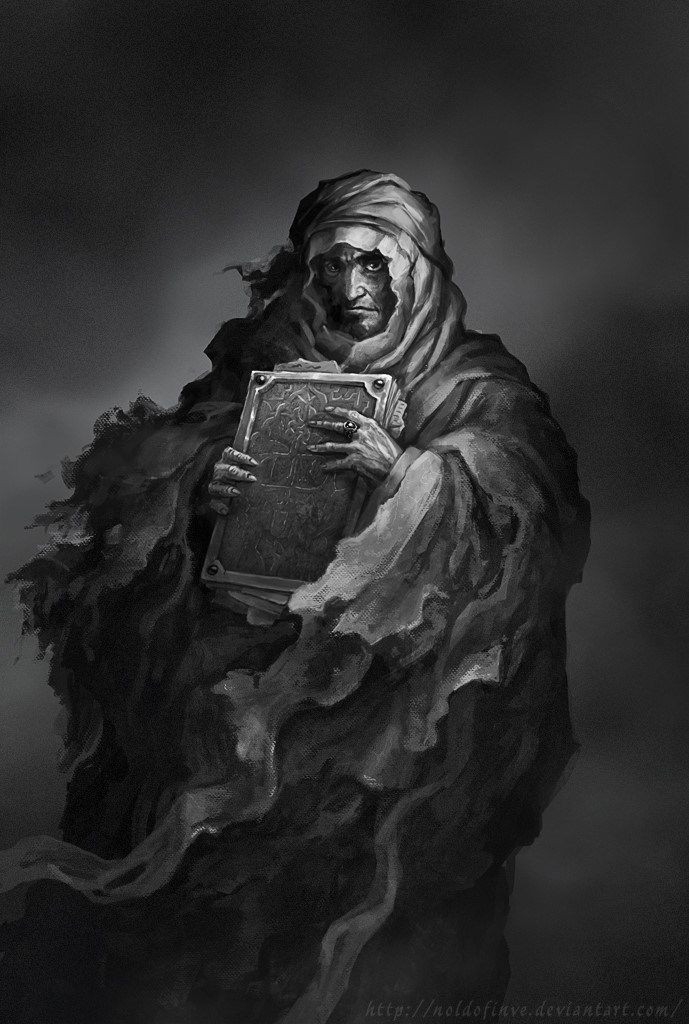 Abdul Alhazred Hp Lovecraft Cthulhu Lovecraftian Horror