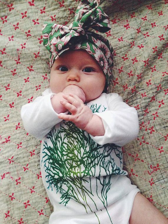 Organic Cotton Baby Head wrap 26ed3c0a2db