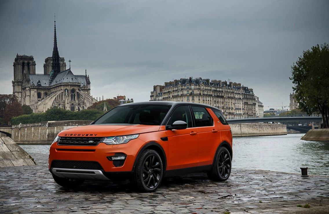 Land rover has revealed the new discovery sport a versatile premium compact suv that s the first member of the new discovery vehicle family