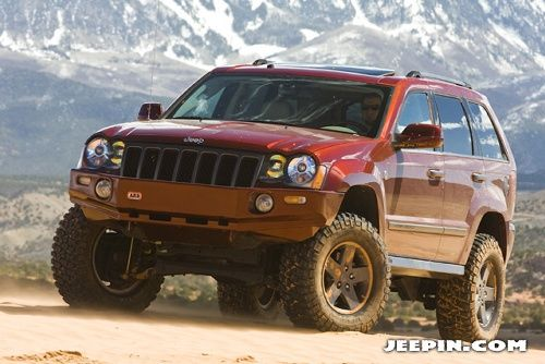 Jeepin Com Mopar Underground Jeep Grand Canyon Ii Jeep Wk Jeep Grand Jeep Garage