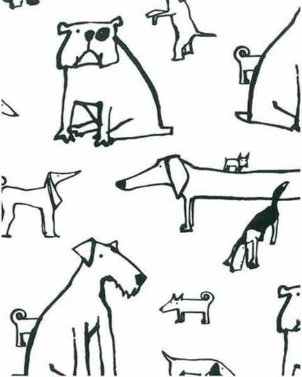 Must Love Dogs Wallpaper Inspired By Our Best Friends Dog Illustration Dog Art Illustration
