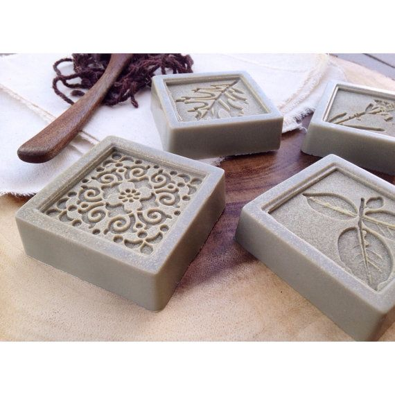 Deodorant Bar or Stick Earth Wise Blend for all by MoonriseCreek