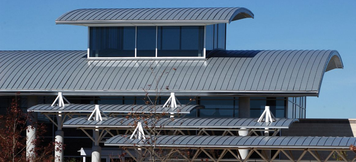 Berridge Tee Panel Is An Extremely Versatile Metal Roofing System It Is Ideal For Residential Or Light C Standing Seam Metal Roofing Systems Metal Roof Colors