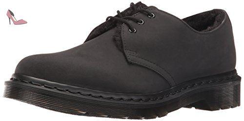 Dr. Martens 1461 Mono Fl Black 21765001, Chaussures de ville - 42 EU ... e11e57752ccb