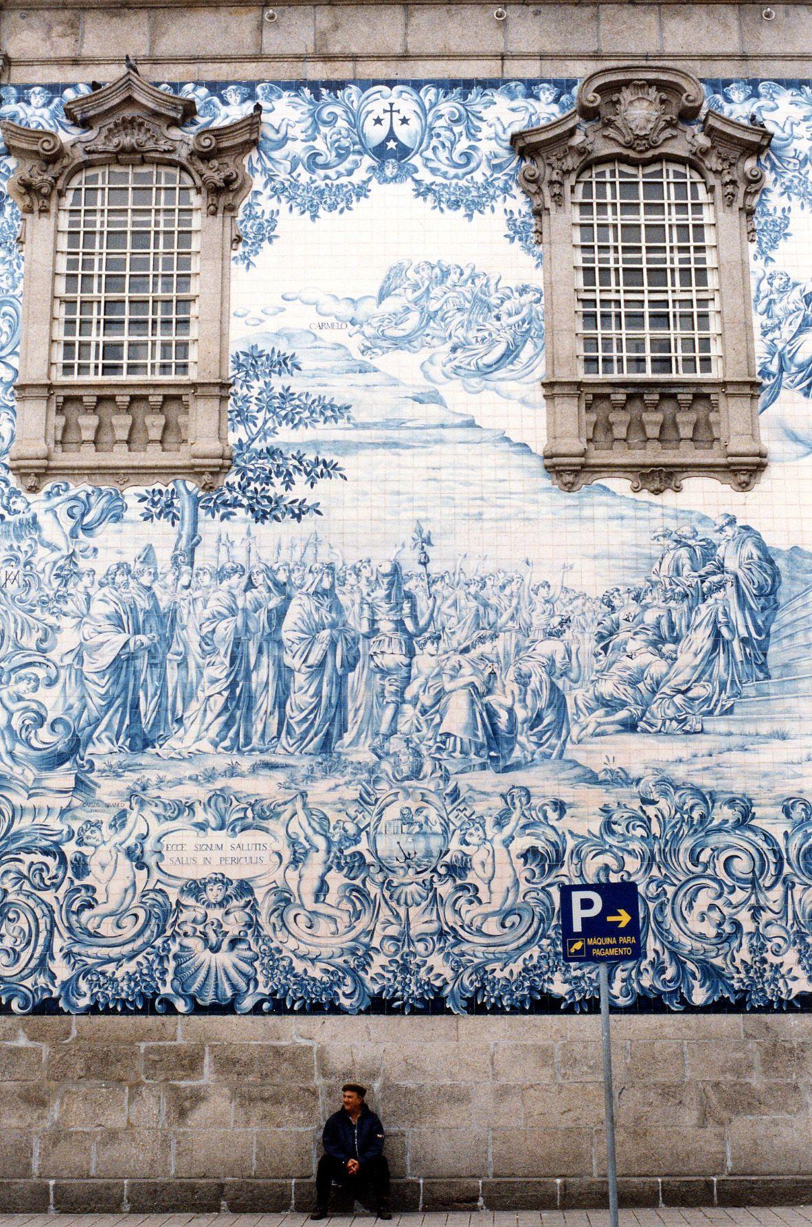 Azulejos Portuguese Tiles Beautiful Doors Beautiful Tile