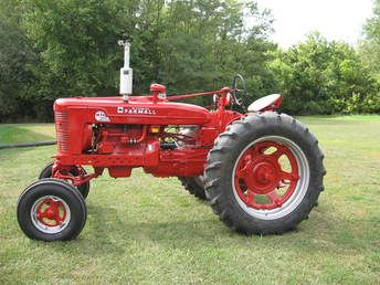 1954 Farmall Super M Ta Farmall Farmall Tractors Tractors