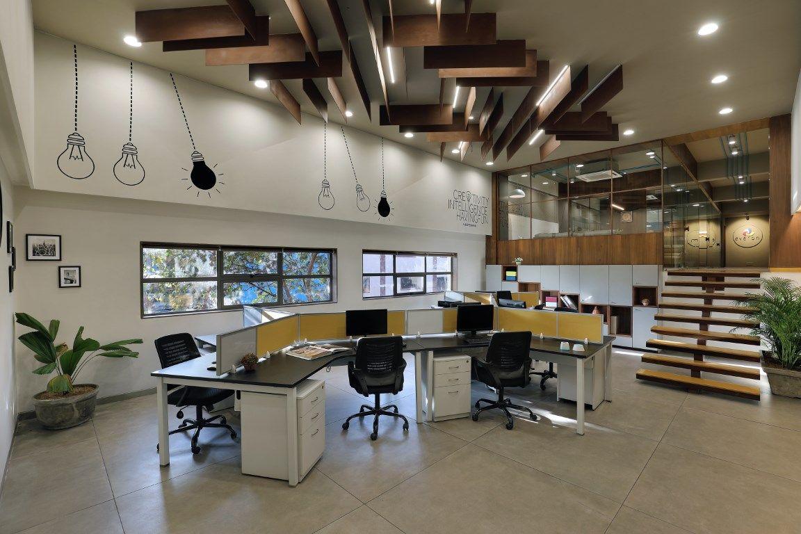 Textile Office Interiors Adhwa Architecture Interiors The Architects Diary Office Interiors Interior Architecture Interior