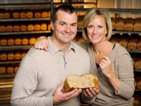Cybros Bread Company - at the helm of sprouted grain trend