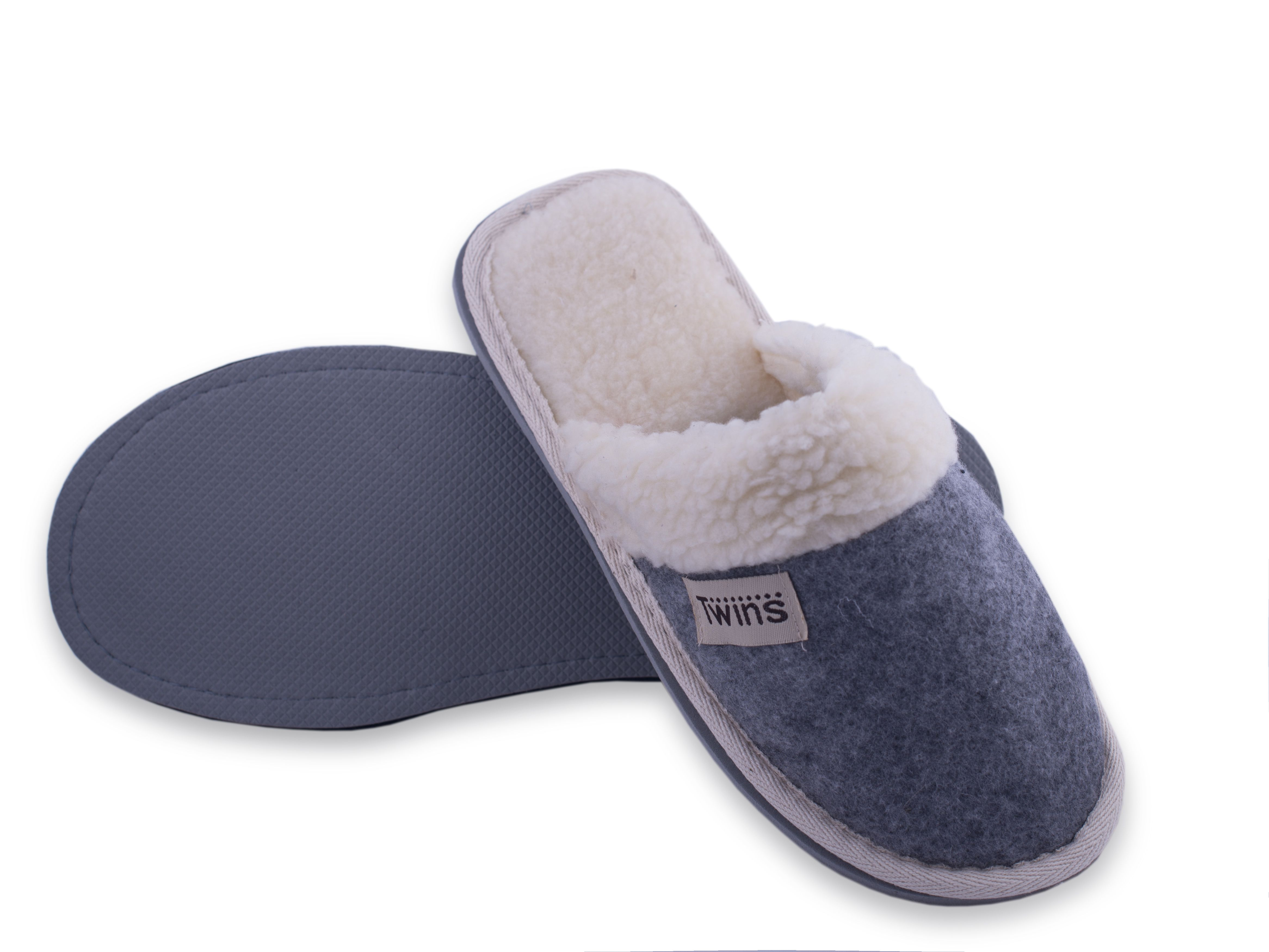 Herren Winter Schlappen Warme Hausschuhe Unisex Home Slipper Schuhe Pantoffel