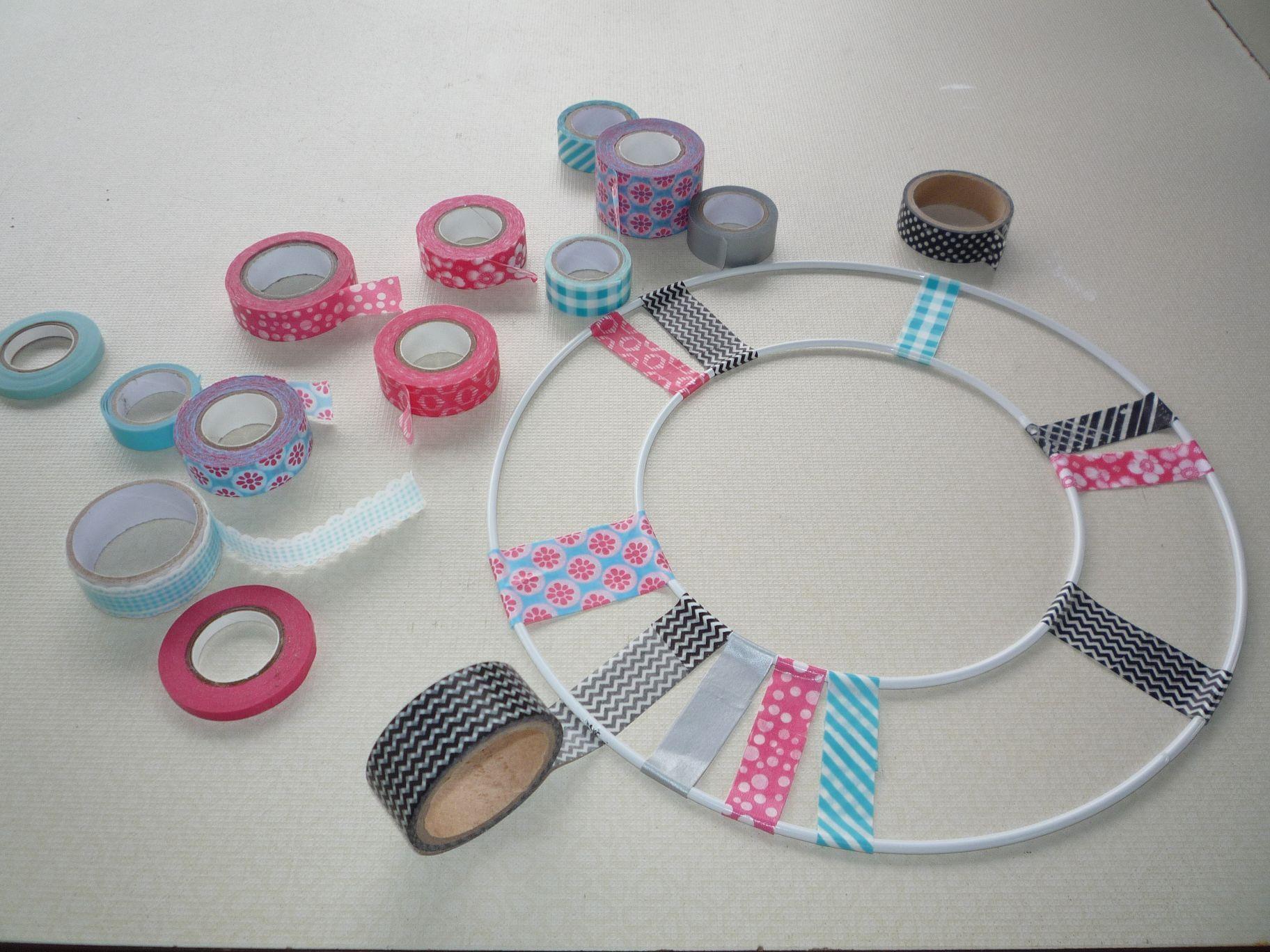 ideen f r washi tape sammlungen blog schuhe und kreativ. Black Bedroom Furniture Sets. Home Design Ideas