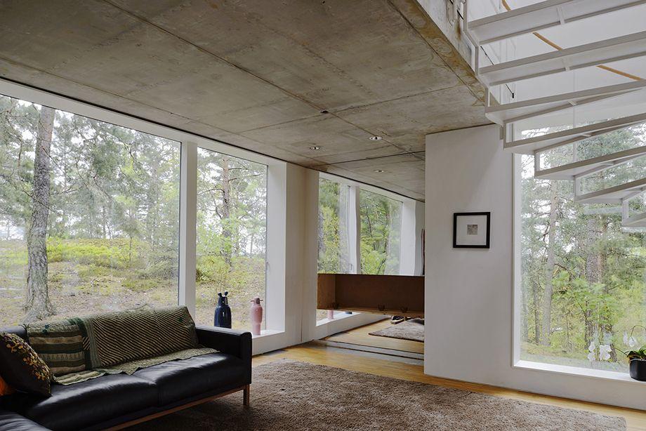 常見的Office完成對別墅阿爾托納在瑞典森林| iGNANT.de