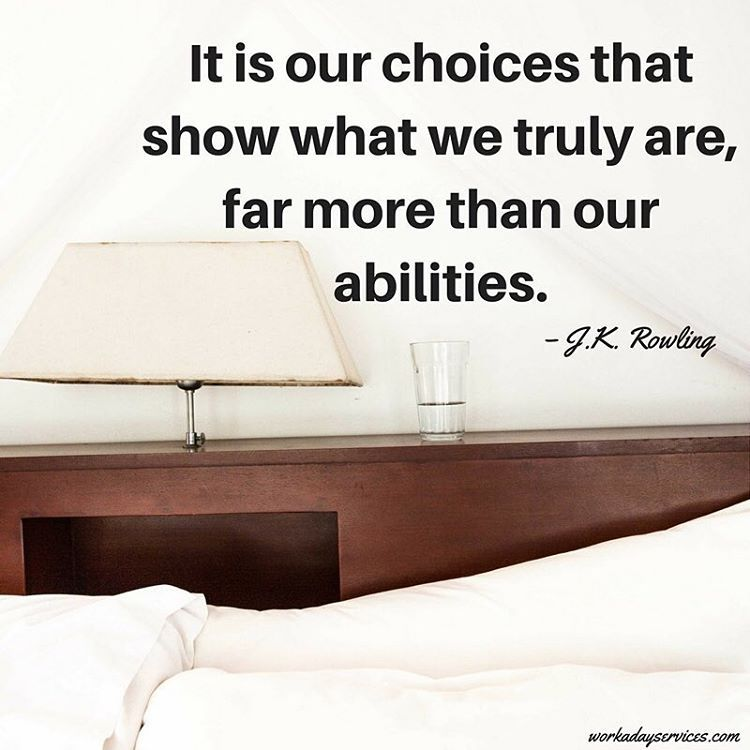 Our choices show who and what we are. | Inspiring quotes ...