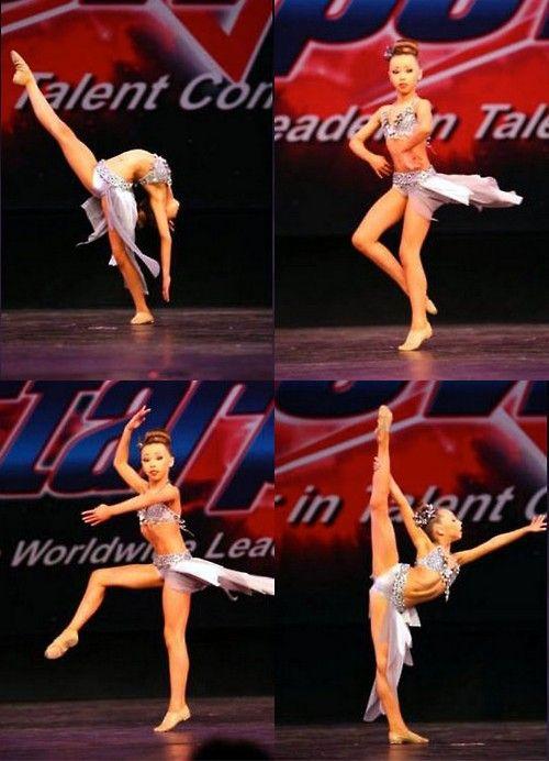 Sophia Lucia - Titanium | dance | Dance moms sophia, Dance ...