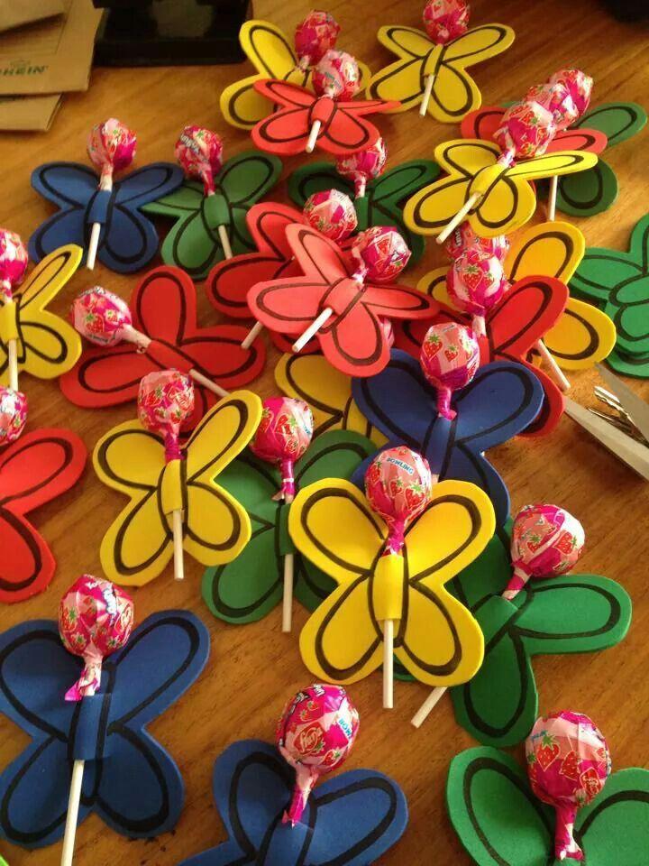 Regalo para los alumnos miss loli pinterest ideas - Cosas de manualidades para ninos ...
