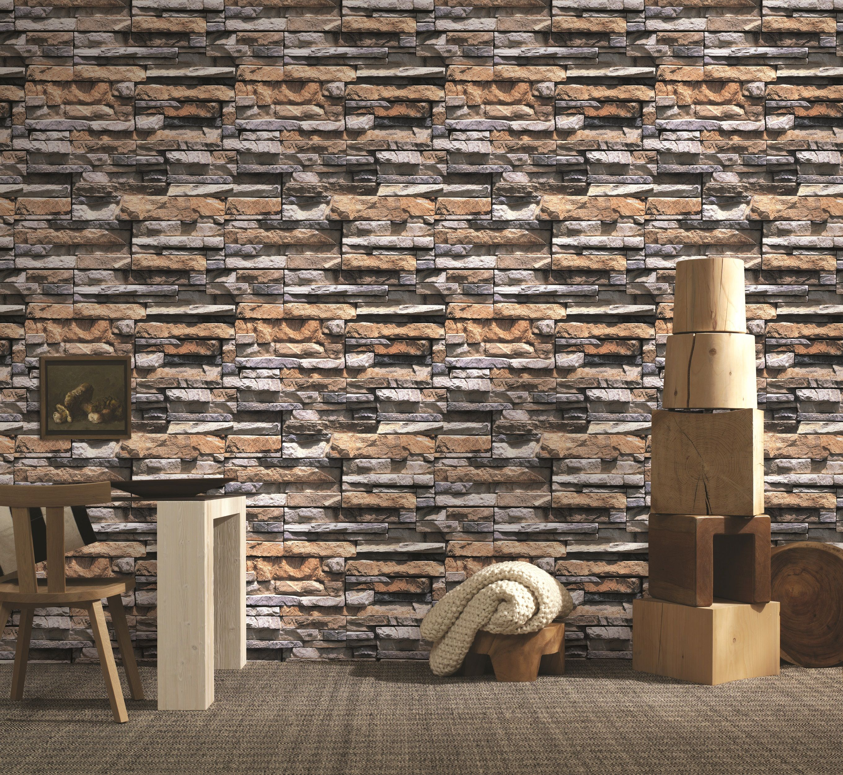 Wallpaper With Stone Design Wallpaper House Design 3d Brick Wallpaper Wallpaper Suppliers