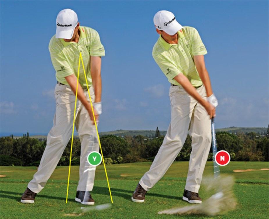 Sean O'Hair 4 Fast Fixes Golf tips, Golf tips for