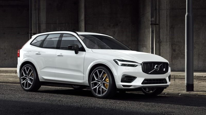 The 2020 Volvo Xc60 And V60 Polestar Engineered Wield 415 Hp Of Plug In Power Volvo Xc60 Volvo Suv Volvo