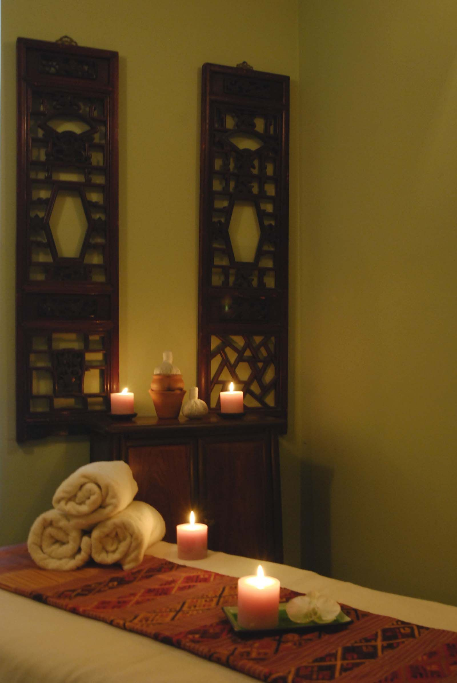 Massage Therapy Room Design Ideas: Massage Room Decor, Spa Rooms