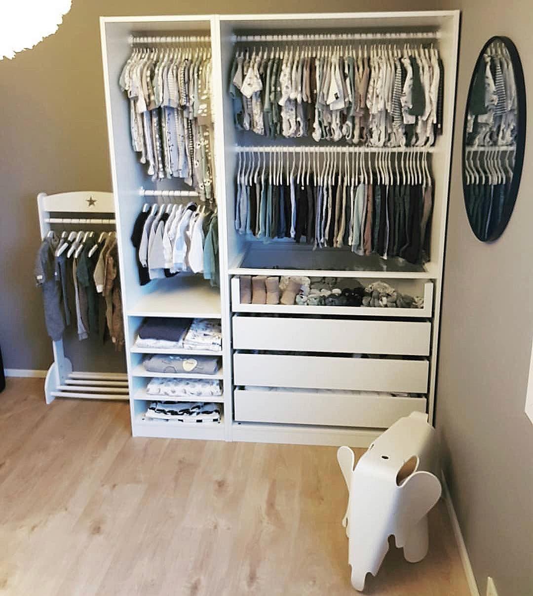 Kidsroom Interior Design Kids Decor Auf Instagram Boy Wardrobe Goals Dank In 2020 Kinder Zimmer Kinder Zimmer Deko Ikea Babyzimmer